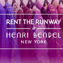 A Cinderella Experience for Women of All Ages, Shapes & Sizes:  Rent the Runway